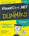 Visual C++ .NET for Dummies (BK0610000825)