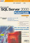 Microsoft SQL Server 2000 Pocket Guide (BK0703000241)